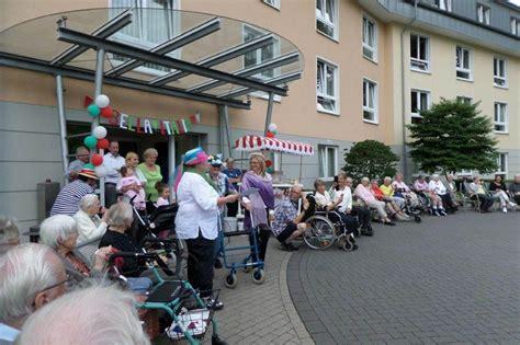 möbel sundern gesundheits und seniorenzentrum am bremers park feiert