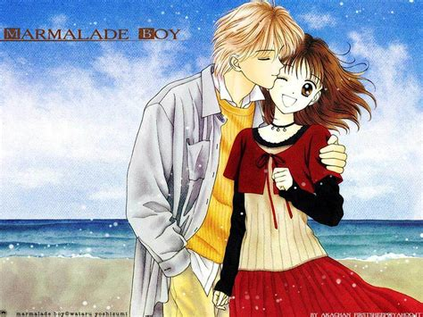 marmalade boy marmalade boy images miki and yuu hd wallpaper and