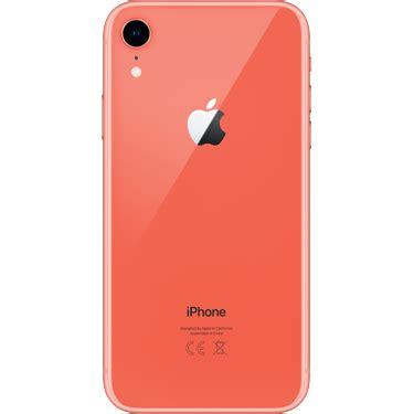 apple iphone xr gb coral professionals proximus