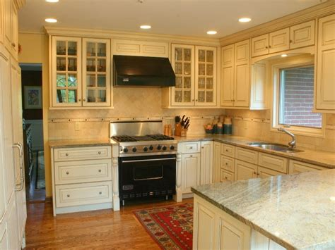 colored kitchen cabinets cream colored kitchen cabinets antique cream colored