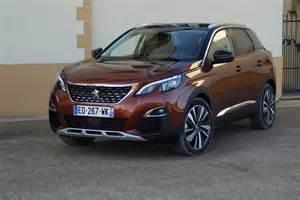 Peugeot Test Peugeot 3008 Suv My2017 1 6 Bluehdi Auto55 Be Tests