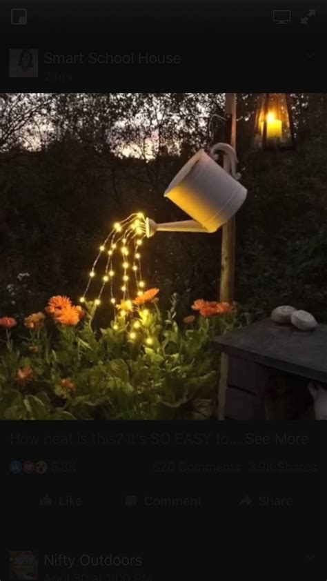 watering  pouring lights