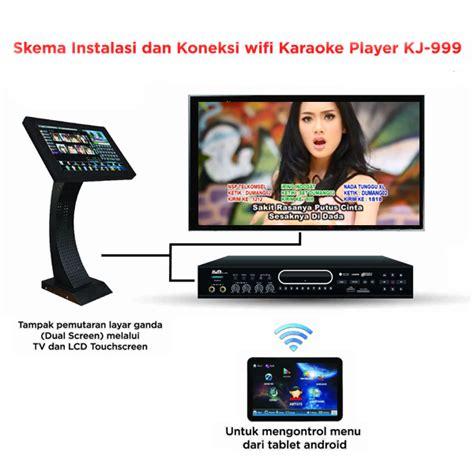 Kjb Kj 999 Karaoke Player Blk jual kjb karaoke player kj 999 aplikasi android ios