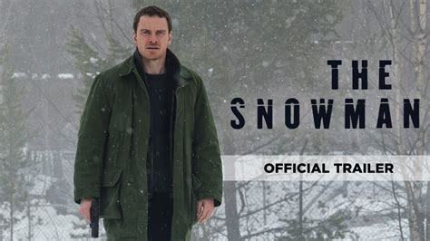 film 2017 the snowman the snowman movie trailer in theaters october 20