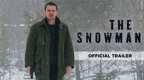 se filmer the snowman el mu 241 eco de nieve the snowman soundtrack tr 225 iler