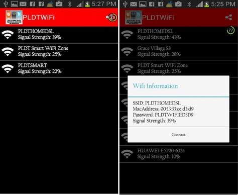 wifi hacker working android app