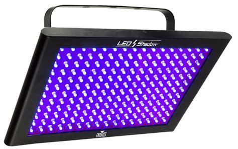 uv led light chauvet led shadow uv ultraviolet blacklight panel wash dj