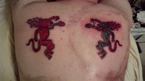 fireball tattoo fireball whiskey demons by benehana on deviantart