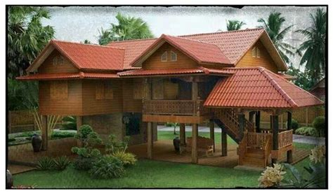 rest house design architect philippines bahay kubo low carb chicken divsn pinterest