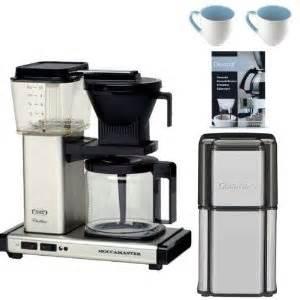 Moccamaster Coffee Grinder Technivorm Moccamaster 9592 Thermal Kb 741 Ao