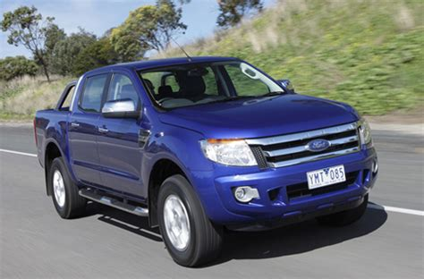 Next Ford Ranger by Next Ford Ranger Scores In Safety