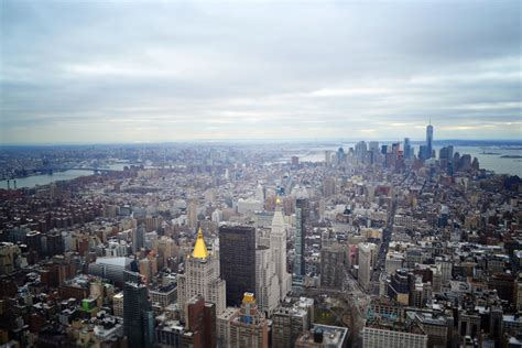best empire building view from the top of the empire state building www