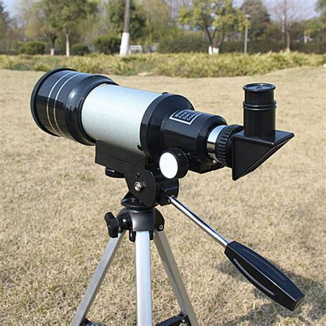 Monocular Space Astronomical Telescope 300 70mm Teropong Bintang aliexpress buy genuine astronomical telescope f30070 optical telescopio professional