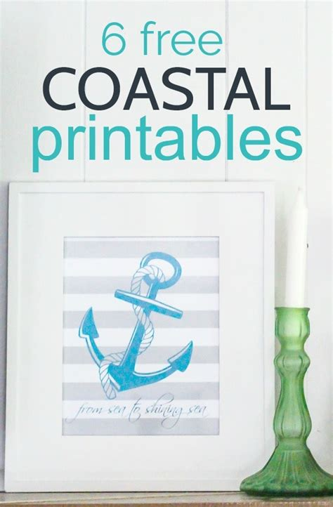 Win Something Different Every Day Before Memorial Day by Free Anchor Printables