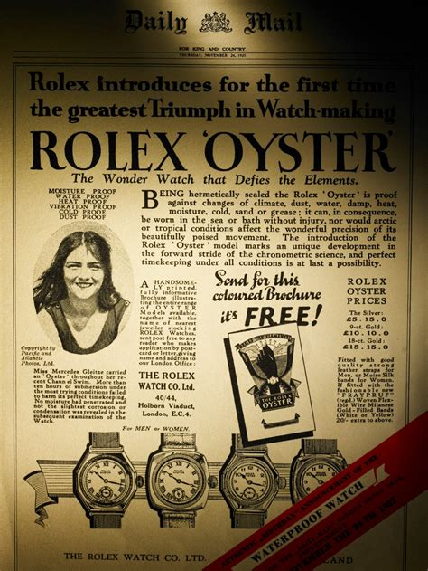 celebrity status meaning the first rolex oyster watch from 1926 ablogtowatch