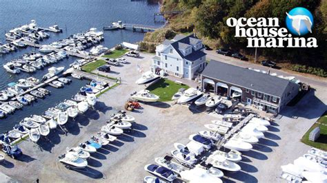 Ocean House Marina To Host Spring Open House New England Boating Fishing