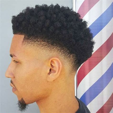 cool afro hair fades fade haircut for black men best afro fade haircut