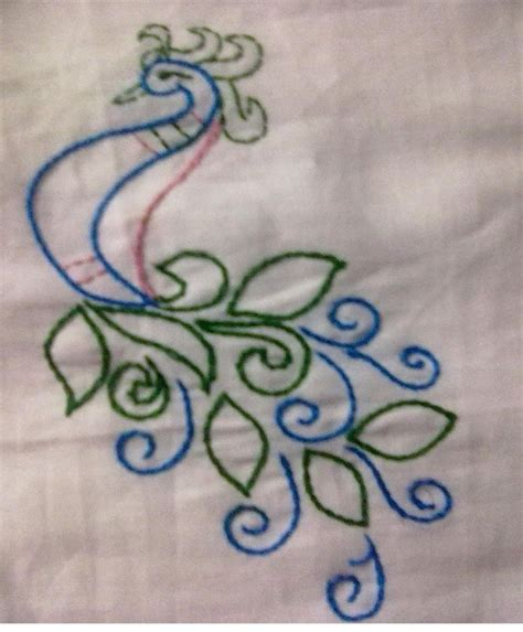 stitches design embroidery for bed sheets search