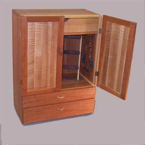 how to make a jewelry armoire pdf diy jewelry box designs download kids cabin plan
