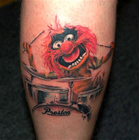 tattoo animal muppets animal muppets tattoo www pixshark com images