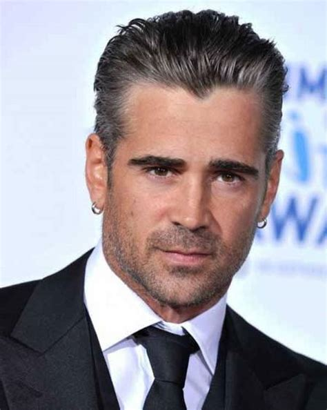 Colin Farrell Best Mens Celebrity Hairstyles 2014 ? 2015
