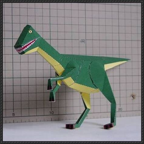 How To Make A Dinosaur Model From Paper Mache - papercraftsquare new paper craft paper crafts for