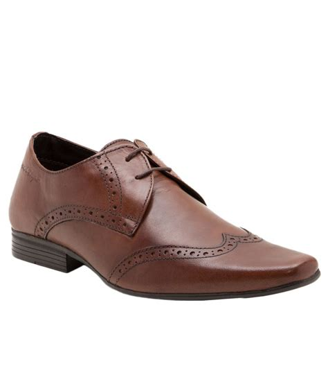 derby genuine leather formal shoes