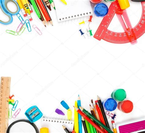 imagenes de fondo utiles escolares art 237 culos de papeler 237 a escolar fotos de stock
