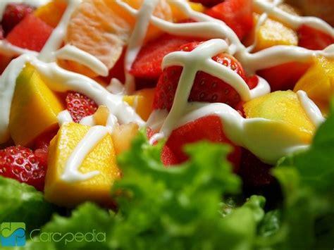 apakah salad buah bisa membuat gemuk 6 menu dessert yang bebas gemuk resep kue carapedia