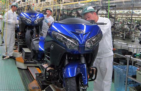 Honda Motorrad Produktionsstandorte honda fireblade honda nachrichten meilenstein der