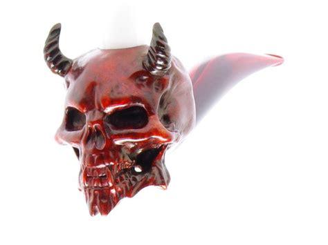 demon skull  images skull art demon
