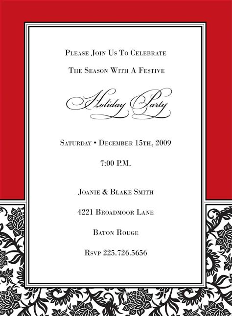 how to prepare invitation christmas card hd corporate cards corporate cards for business events
