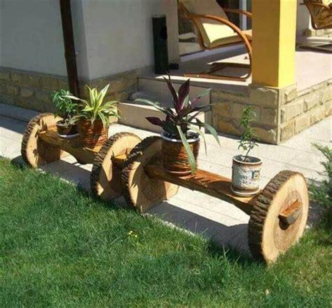 homemade log bench 10 diy wood log ideas diy to make