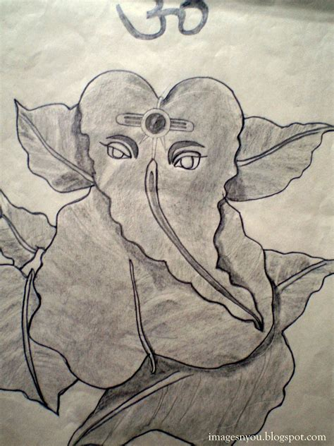 Ganesh Ji Sketches by Ganesh Ji Sketches