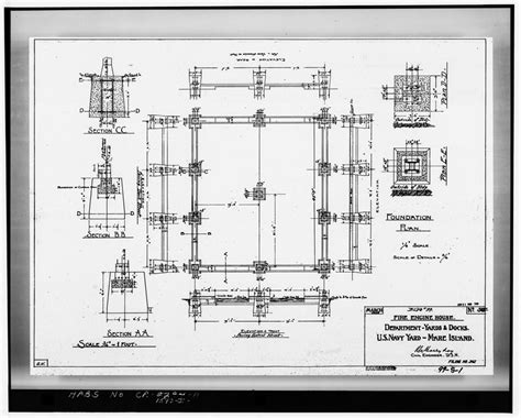 house plan foundation plan for house picture home plans