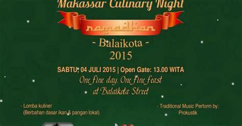 Sepatu Gats Makassar makassar cullinary ramadhan beritamks