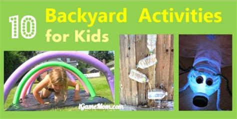 backyard science experiments for kids 11 cool backyard science experiments for kids
