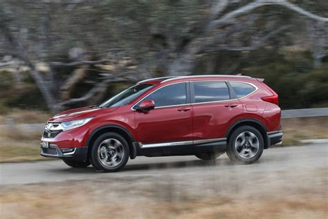 honda cr 2018 honda cr v now on sale in australia with turbo lineup