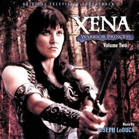 film up soundtrack various artists joseph loduca xena warrior princess