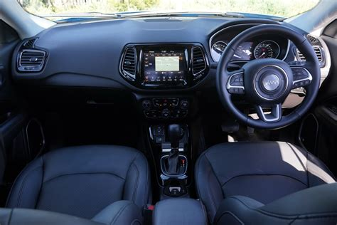 jeep compass 2018 interior 2018 jeep compass limited review the wheel