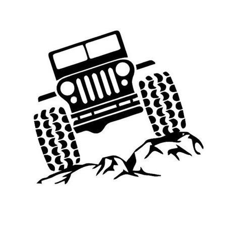 jeep silhouette 25 best jeep ideas on adventure