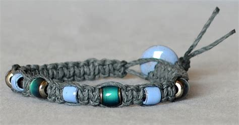 Macrame Bracelet Knots - how to macram 233 a hemp bracelet rings and things
