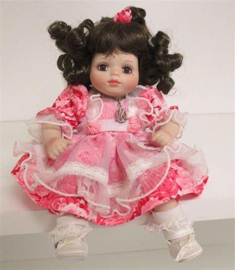 8 inch porcelain doll 2002 osmond 8 inch miniature porcelain doll paper