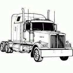 semi truck coloring pages finest truck coloring pages semi