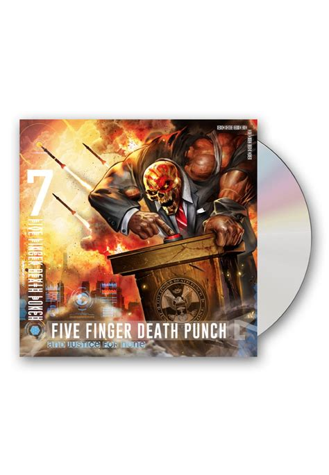 five finger death punch website five finger death punch and justice for none cd