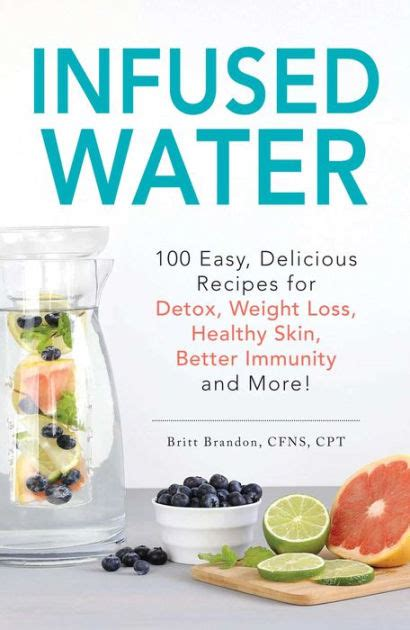 Simple Detox Recipe Book by Infused Water 100 Easy Delicious Recipes For Detox