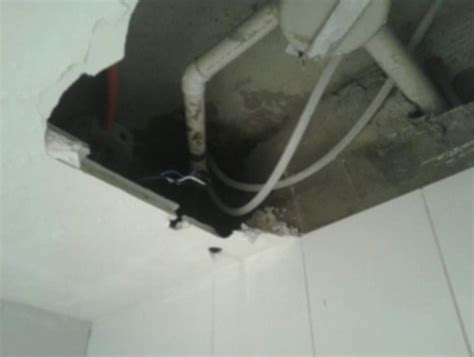 Water Leak In Apartment Ceiling by Inside S Olympic Accommodation Which Australian Team Refused To Move In To Daily