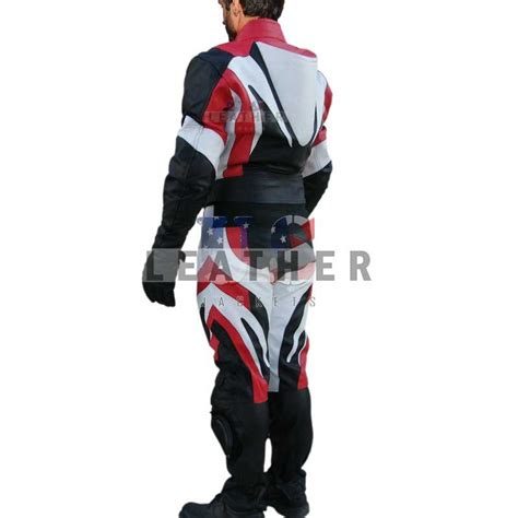 motorcycle leather suit strom hump 2pcs racing motorcycle leather suits