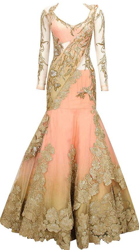 beautiful ls online india indo western designer wedding dresses foto 2017