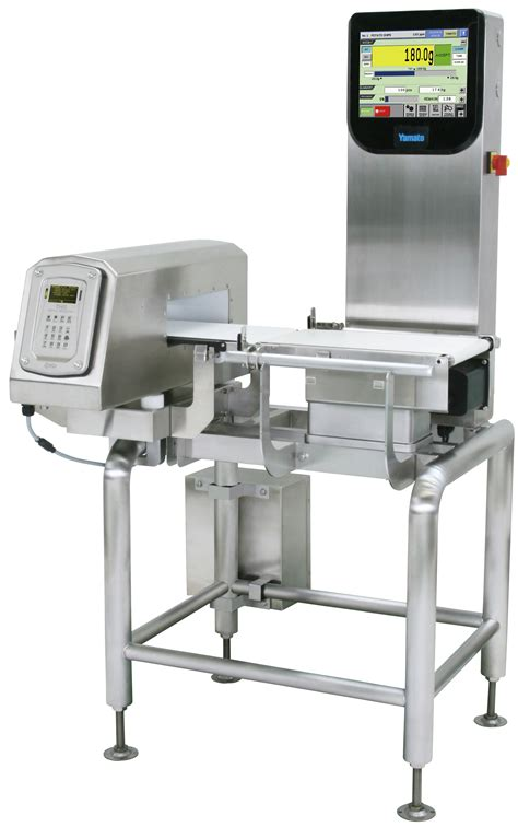 Ers Background Check Checkweigher I Series Yamato Scale